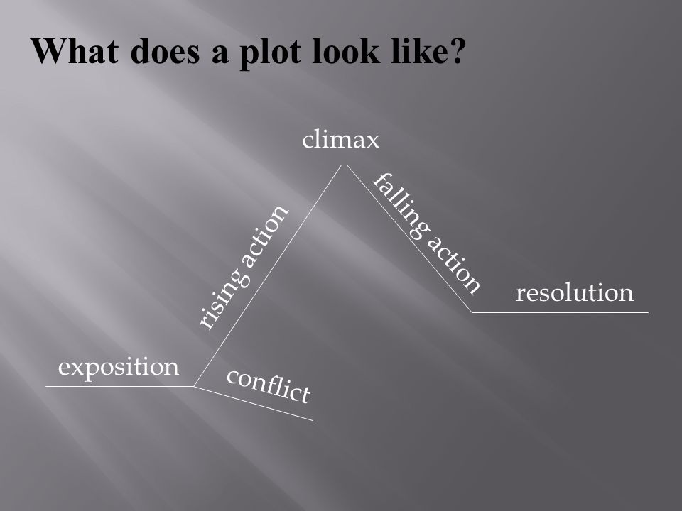 What does a plot look like