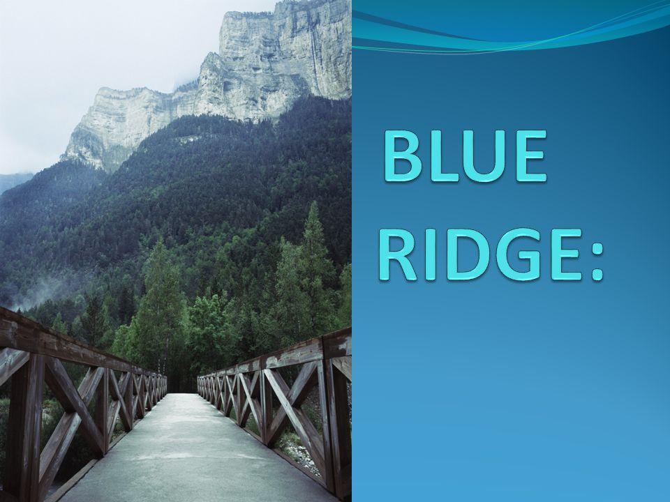 BLUE RIDGE: