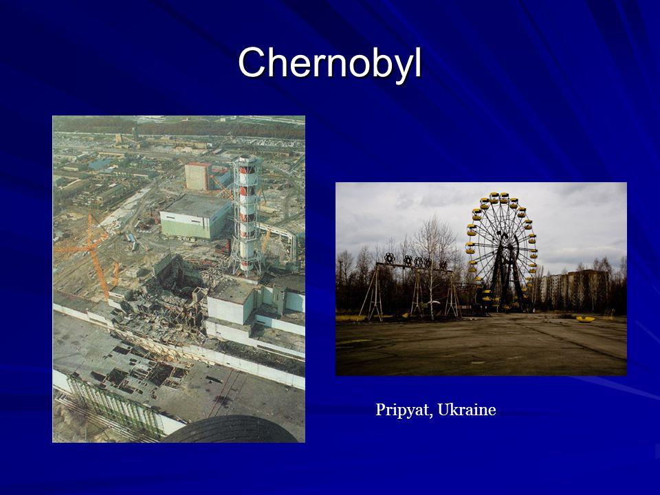 Chernobyl Pripyat, Ukraine