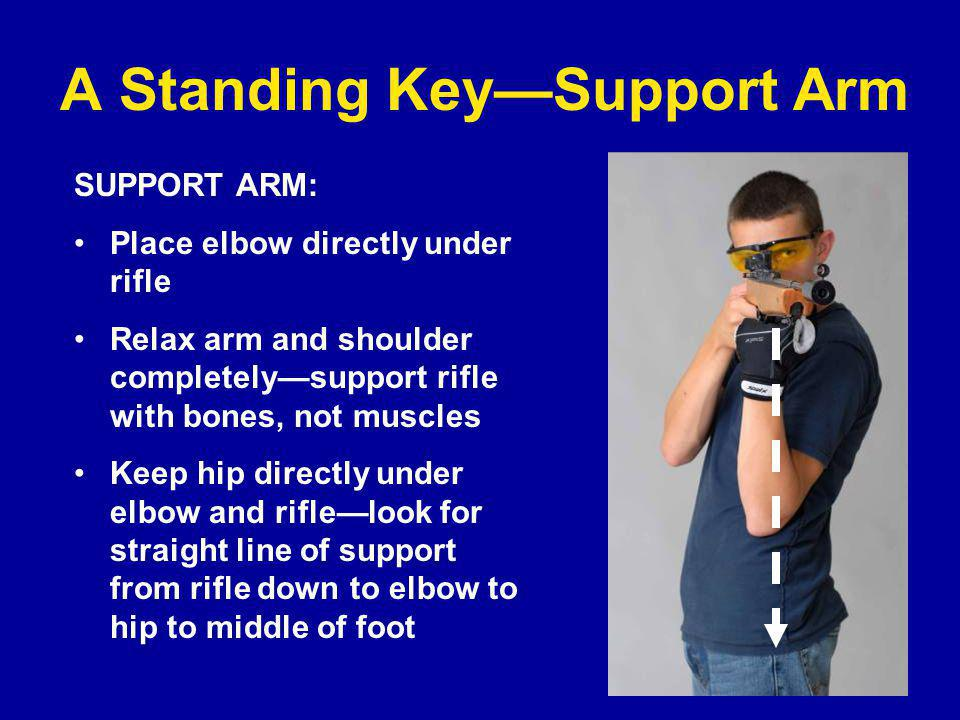 A Standing Key—Support Arm