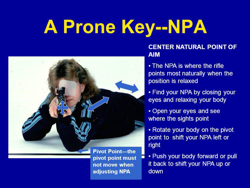 A Prone Key--NPA CENTER NATURAL POINT OF AIM