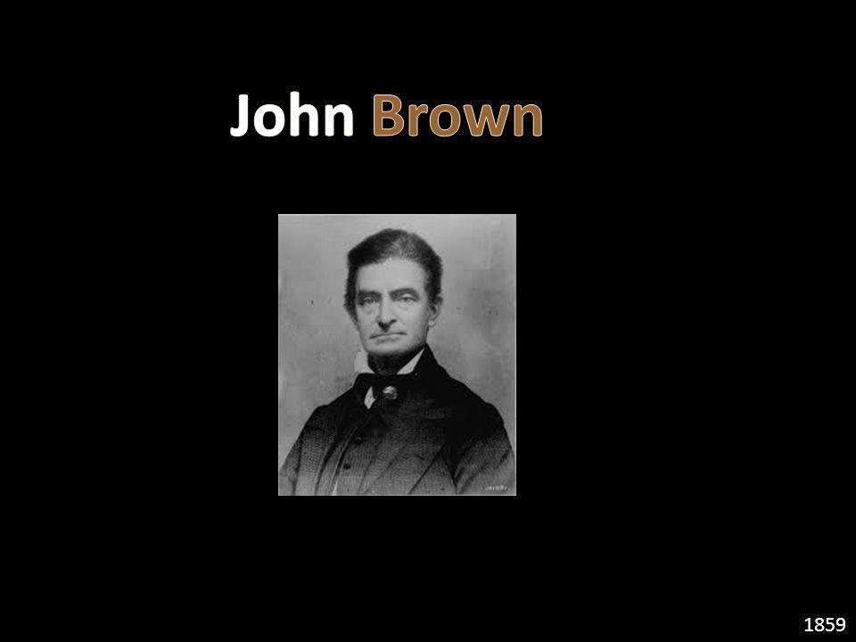 John Brown 1859
