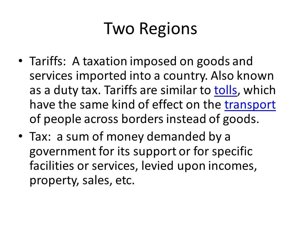 Two Regions