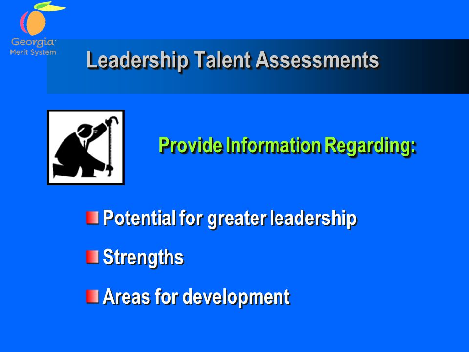 Leadership Talent Assessments