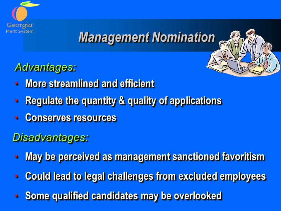 Management Nomination