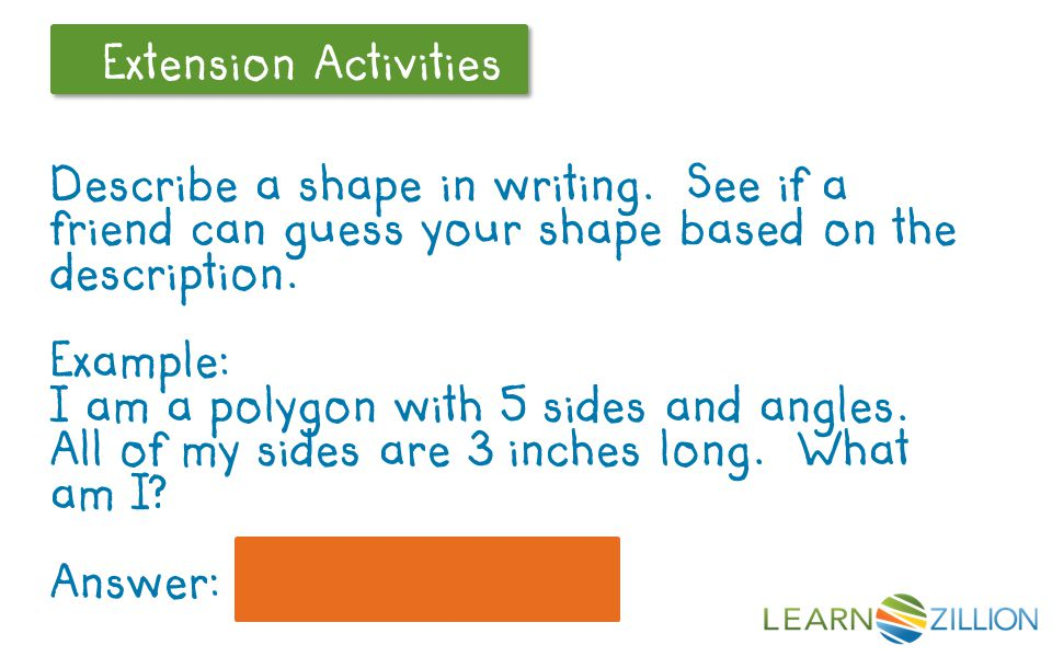 Answer: regular pentagon