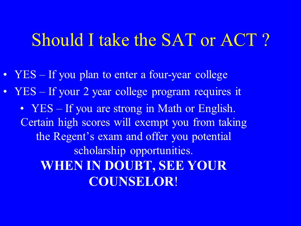should i take the essay on the act When retaking the sat makes sense if you skipped the essay the first time you 5 ways congress should refresh the higher education act to better serve.