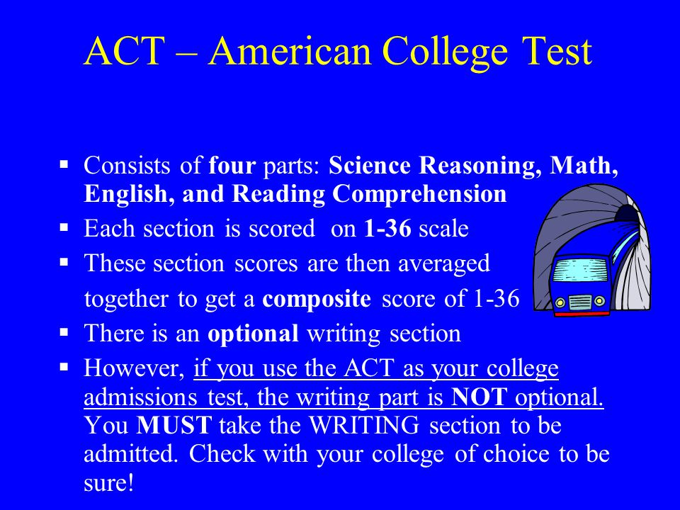 ACT – American College Test
