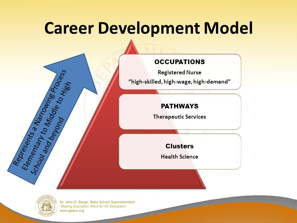 Career Development Model