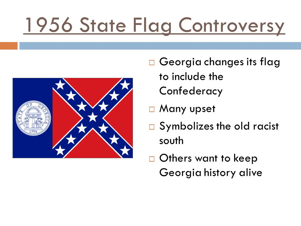 1956 State Flag Controversy