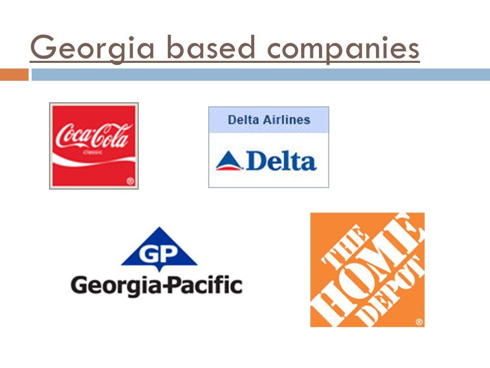 Georgia based companies
