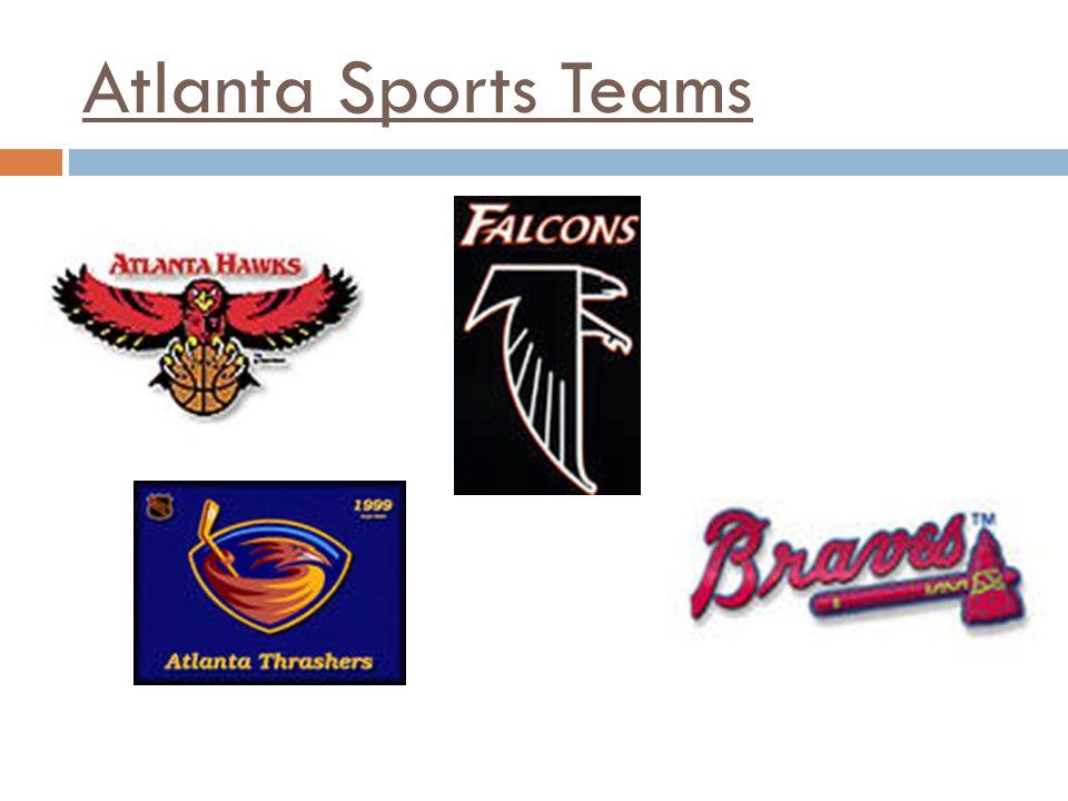 Atlanta Sports Teams