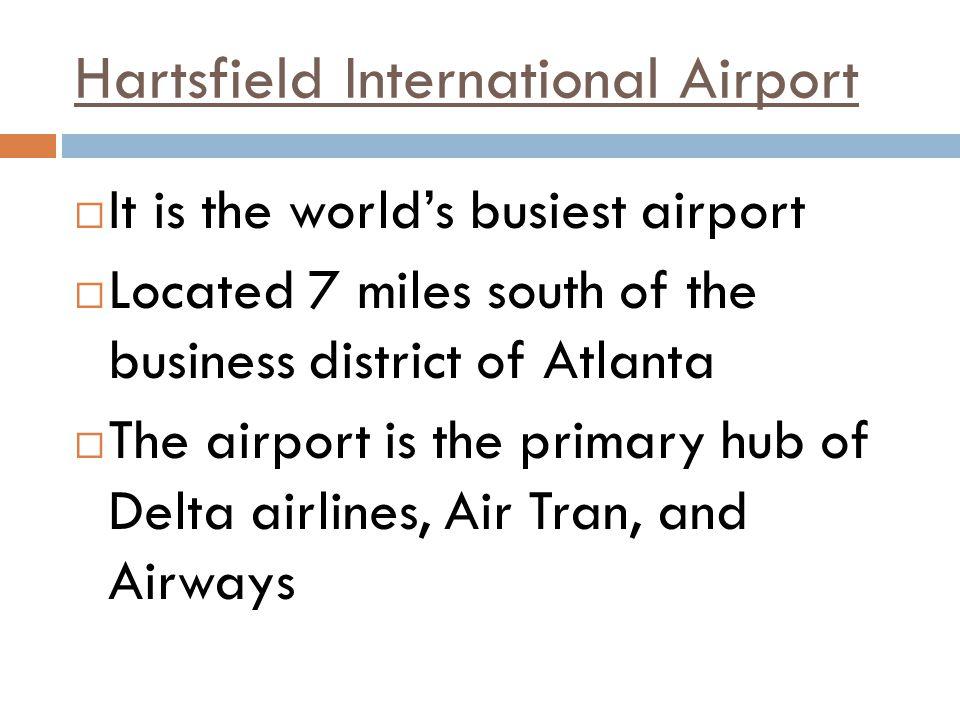 Hartsfield International Airport