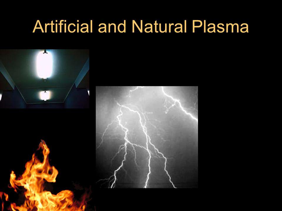 Artificial and Natural Plasma