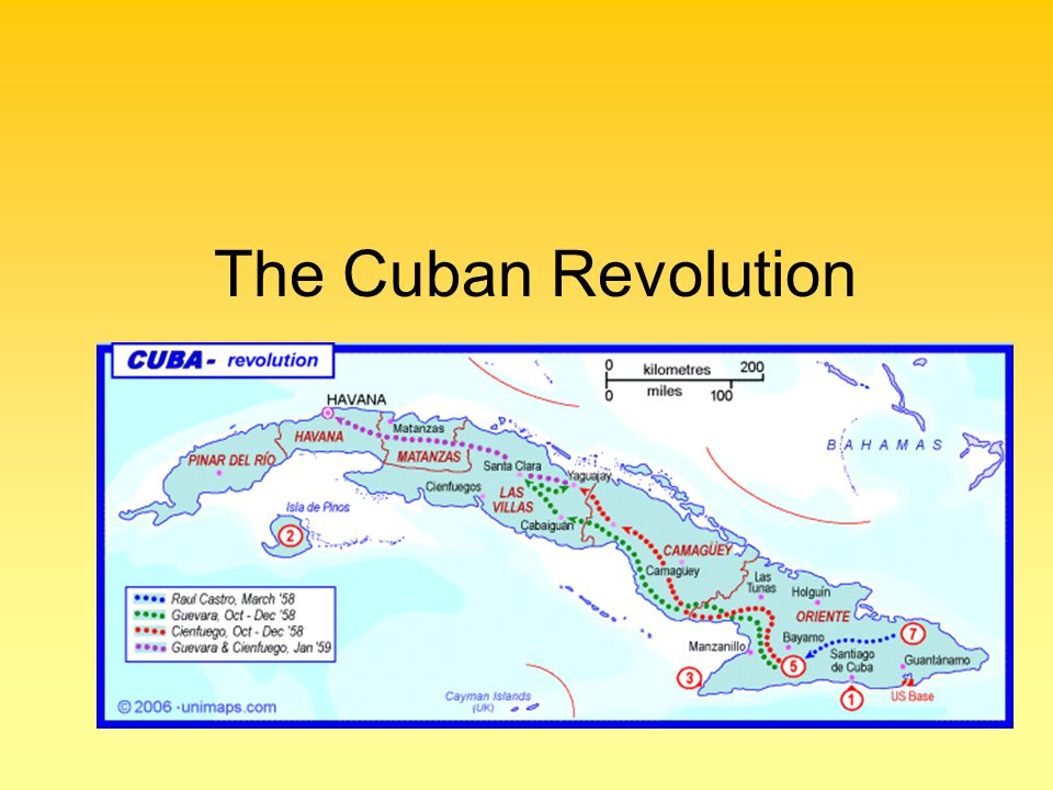 an overview of the american involvement in the cuban revolution Cuban revolution - us and ussr involvement our revolution is endangering all american possessions in but as the new cuban government became increasingly.
