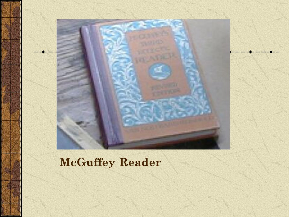 McGuffey Reader