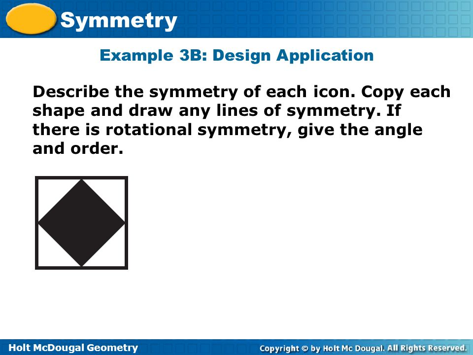 Example 3B: Design Application
