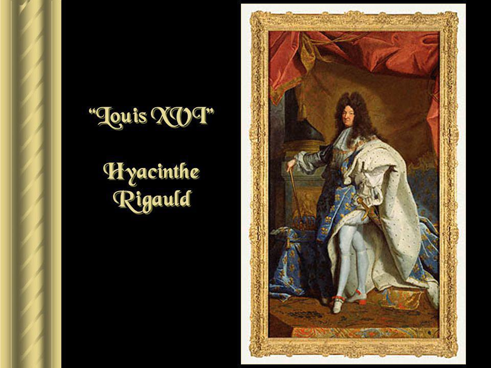 Louis XVI Hyacinthe Rigauld