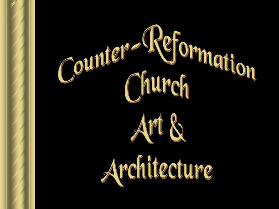 Counter-Reformation Church Art & Architecture