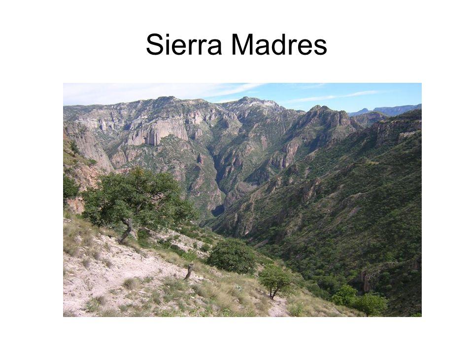 Sierra Madres