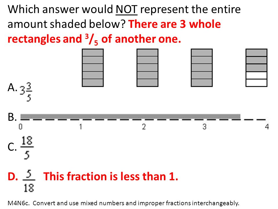 D. This fraction is less than 1.