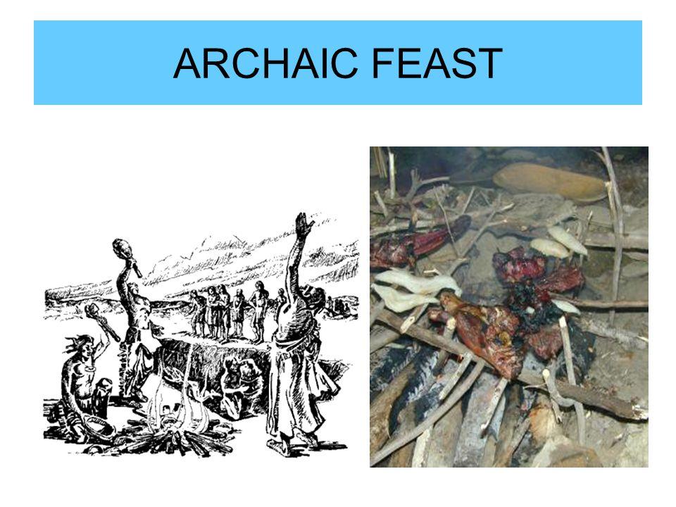 ARCHAIC FEAST