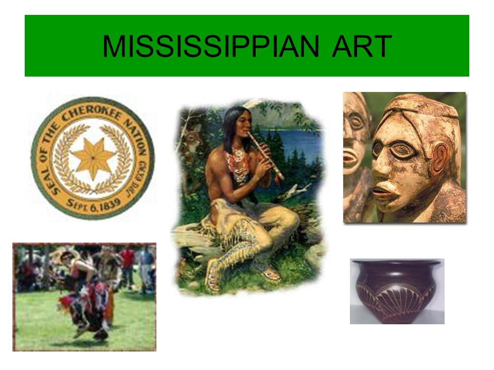 MISSISSIPPIAN ART