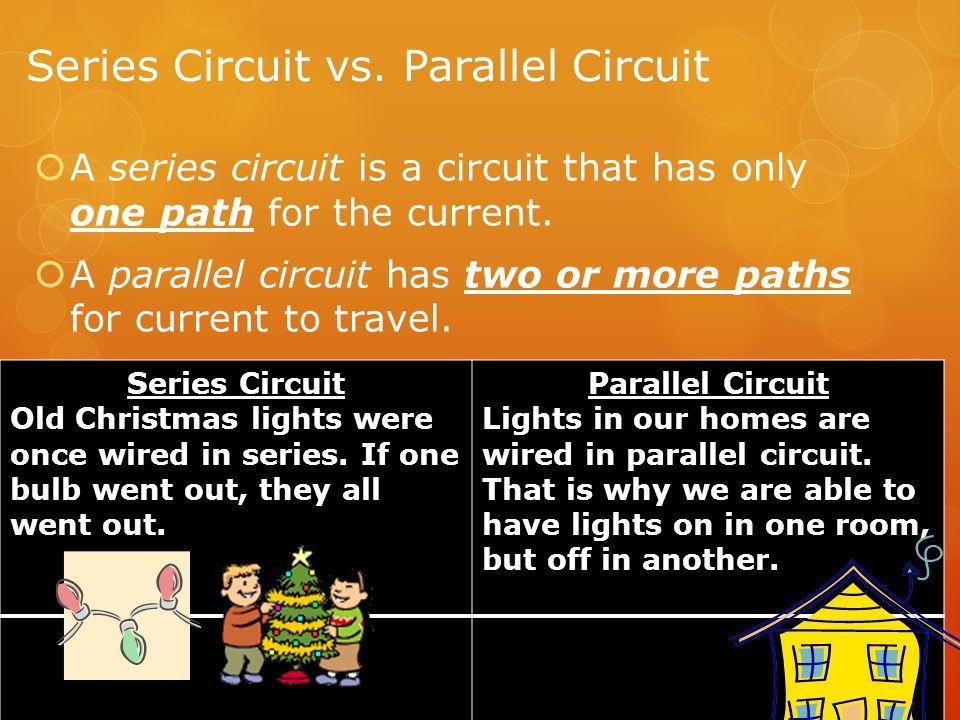 Series Circuit vs. Parallel Circuit