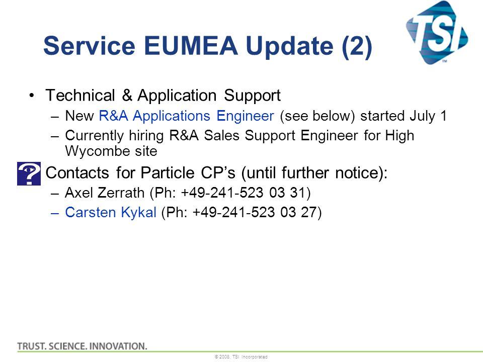 Service EUMEA Update (2)