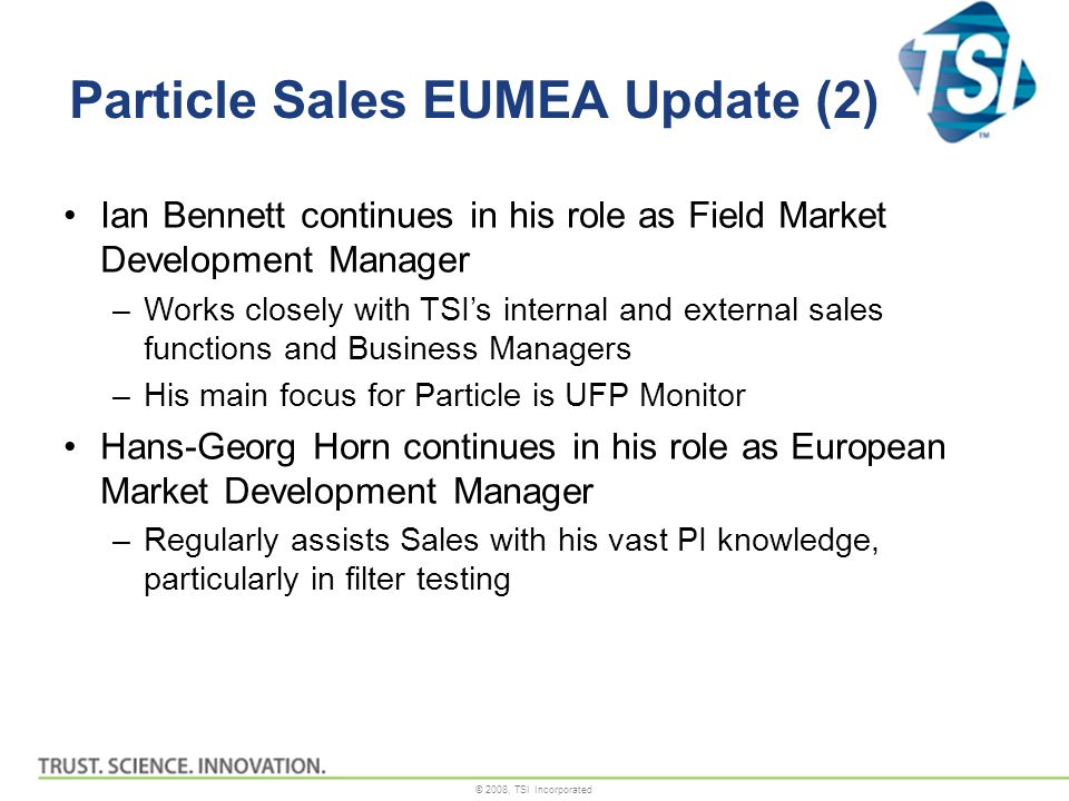 Particle Sales EUMEA Update (2)