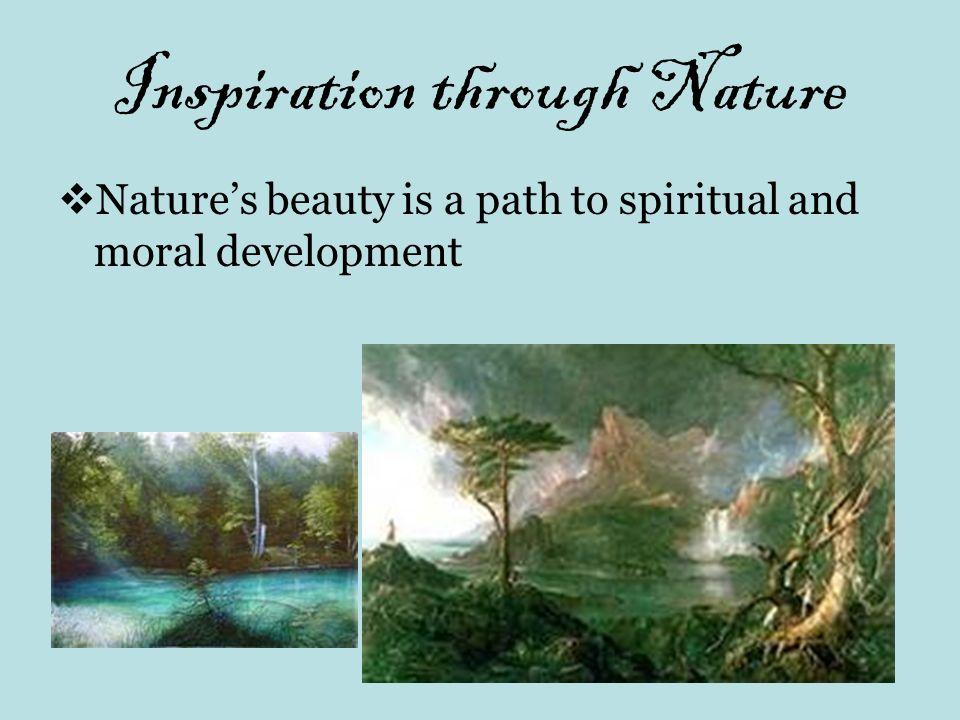 Inspiration through Nature
