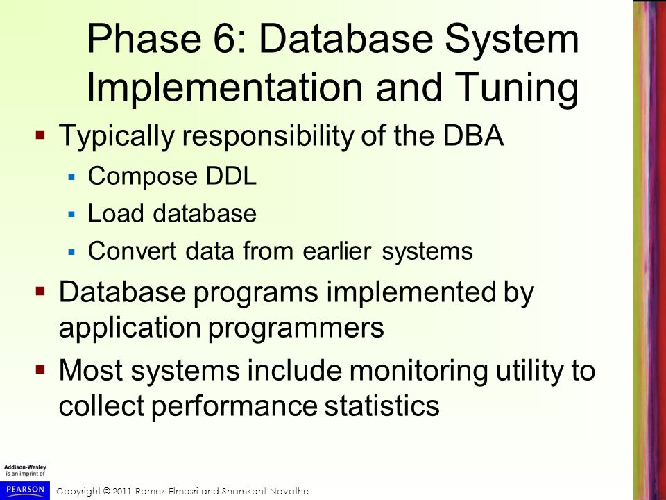 Phase 6: Database System Implementation and Tuning
