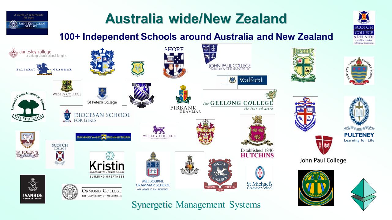 Australia wide/New Zealand