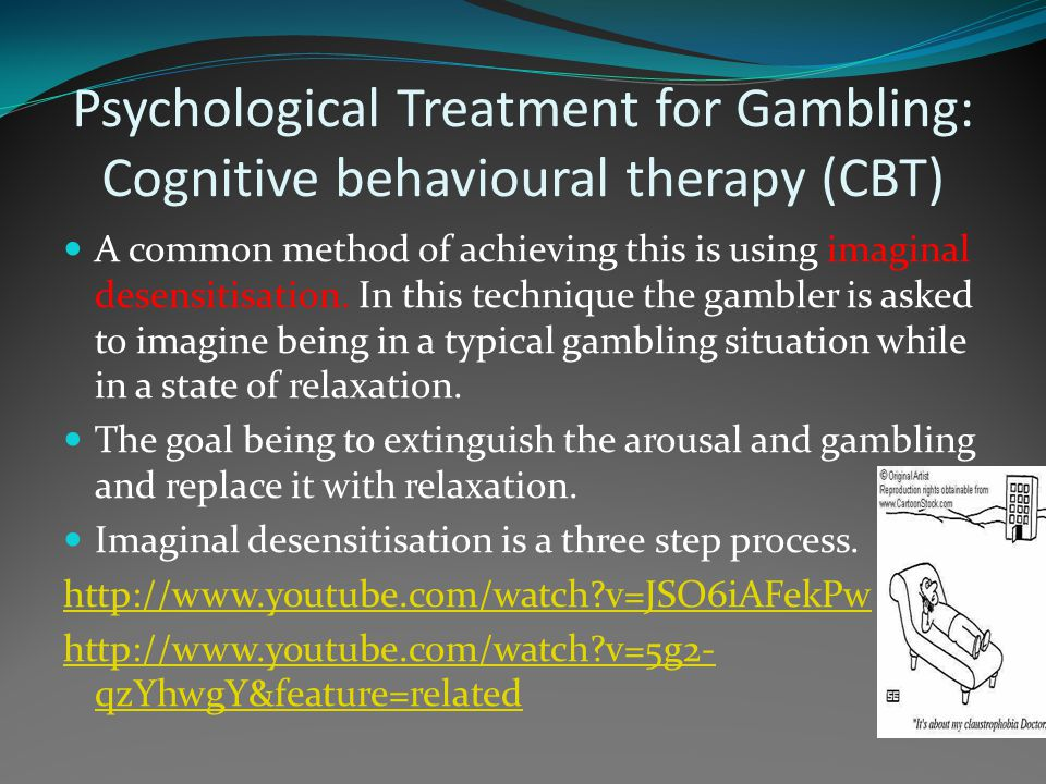 Psychological gambling treatment grang lake casino nov calender