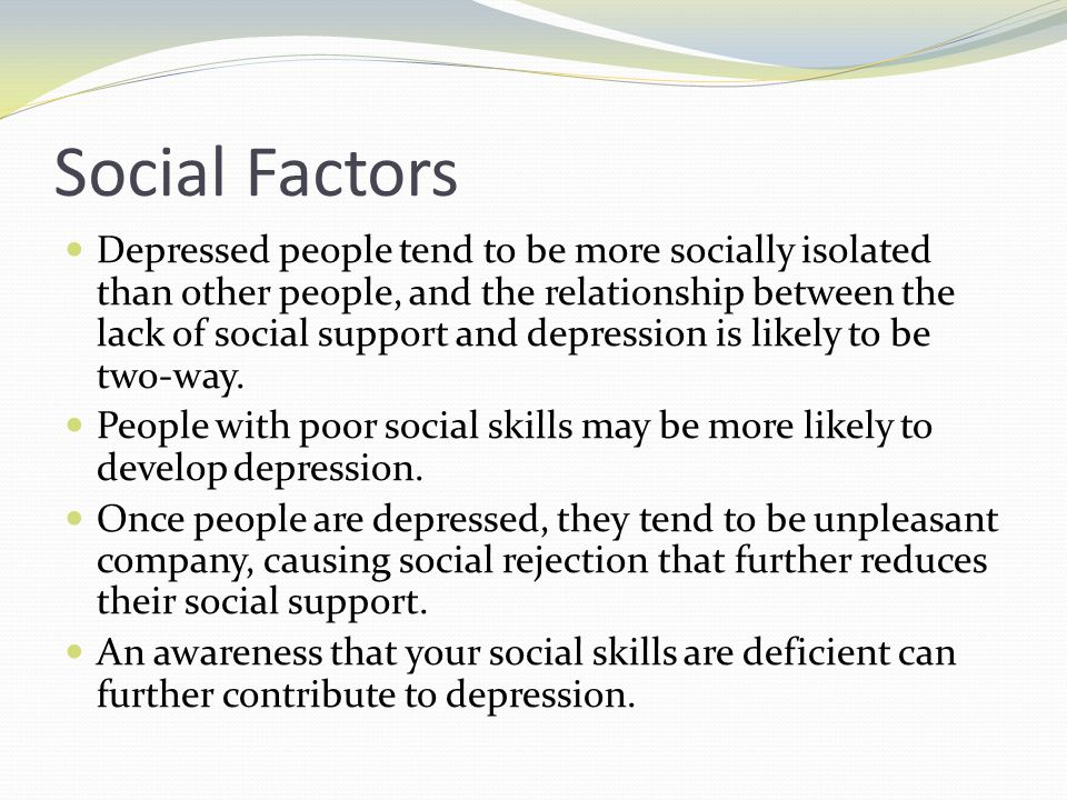 social factors that contribute to poverty But a recent study reveals the influence of social and political factors on the  amount of poverty in a county while economic factors can partially.