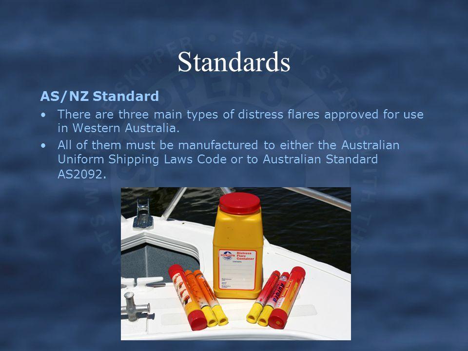 Standards AS/NZ Standard
