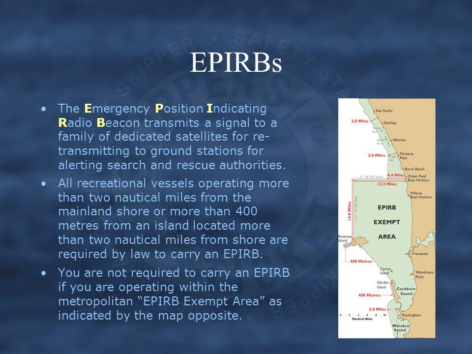 EPIRBs