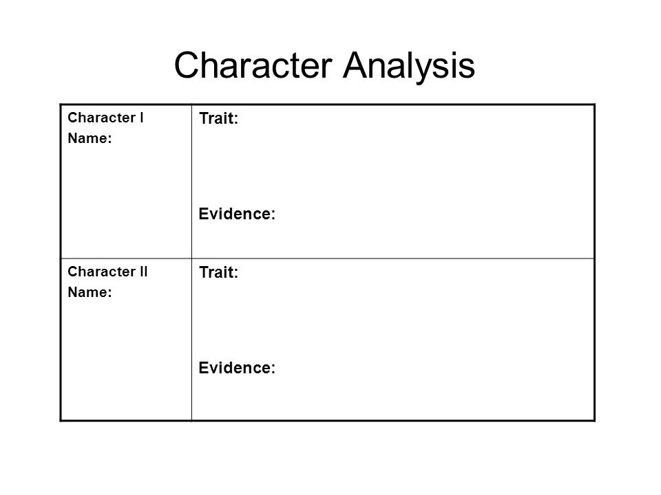 analyzing evidence in an essay Using textual evidence in essays of course, there is a great deal involved in using textual evidence • as sources of evidence • as objects of analysis.