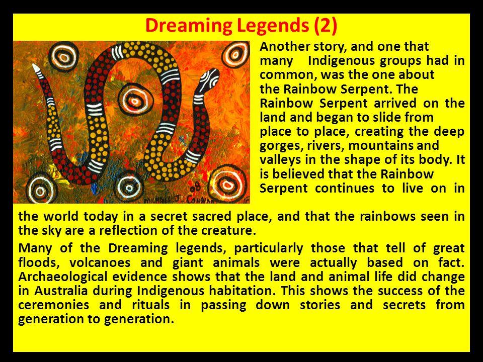 Dreaming Legends (2)