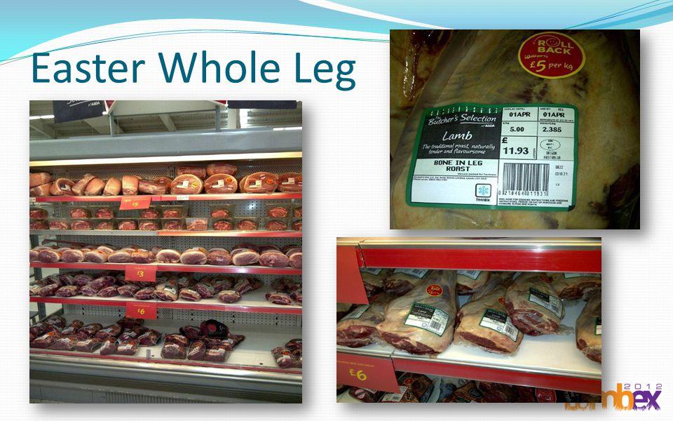 Easter Whole Leg