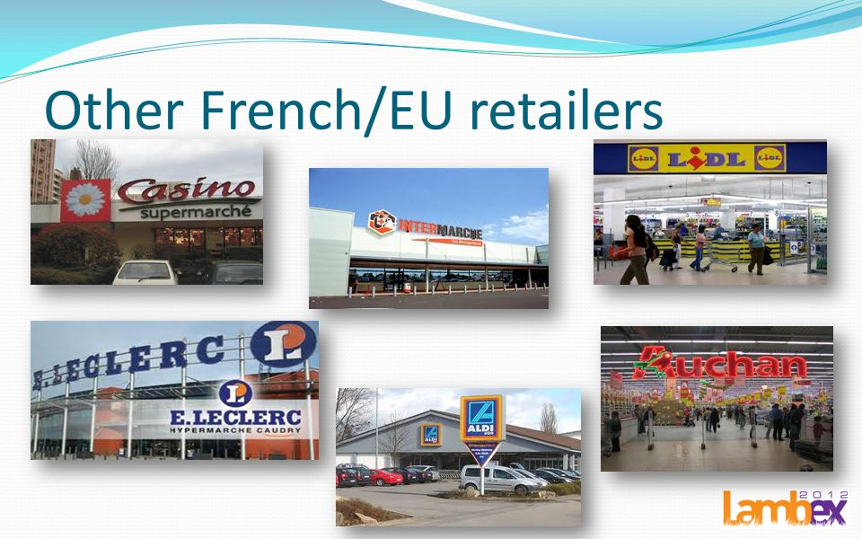 Other French/EU retailers
