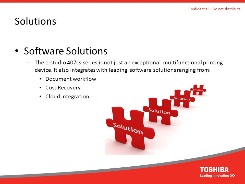 Solutions Software Solutions