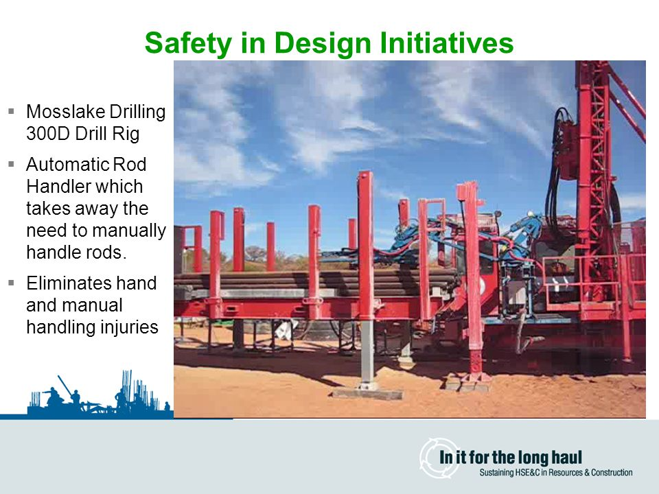 Safety in Design Initiatives