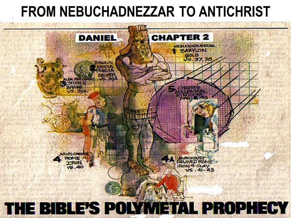 FROM NEBUCHADNEZZAR TO ANTICHRIST