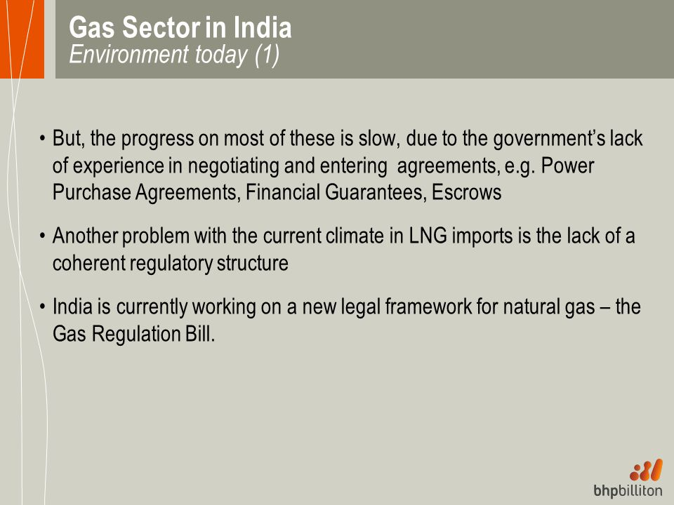 Gas Sector in India Environment today (1)