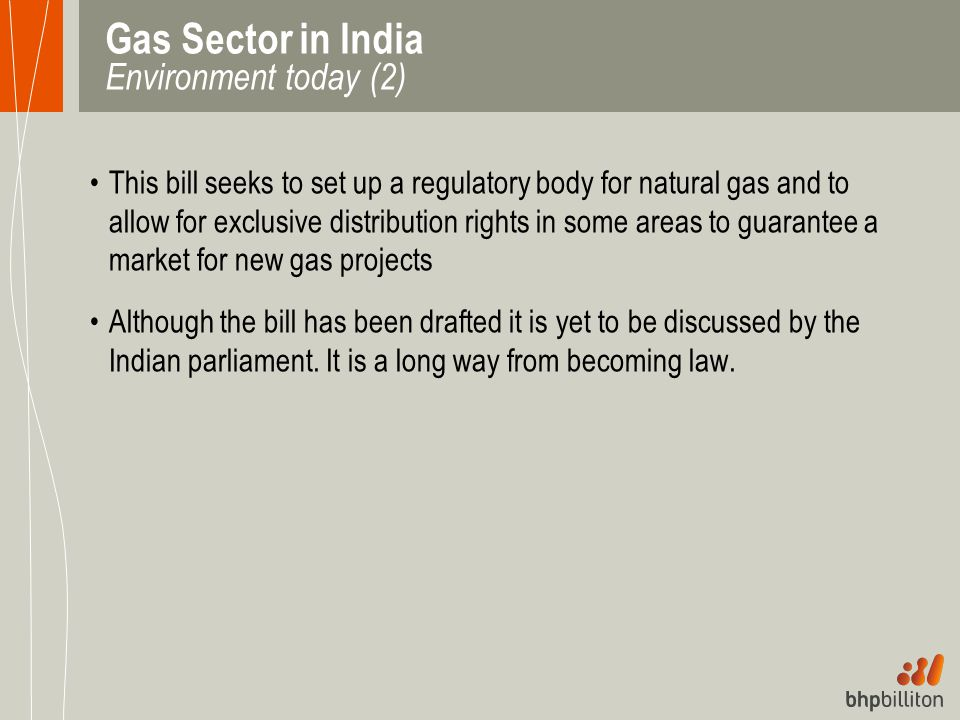 Gas Sector in India Environment today (2)