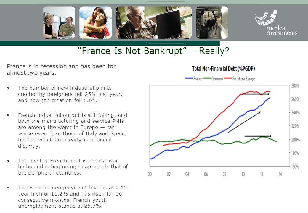 France Is Not Bankrupt – Really
