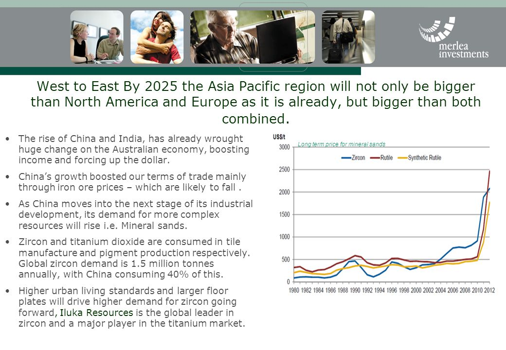 West to East By 2025 the Asia Pacific region will not only be bigger than North America and Europe as it is already, but bigger than both combined.