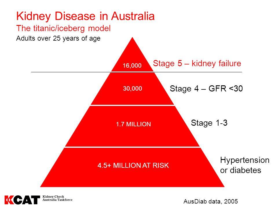 Kidney Disease in Australia