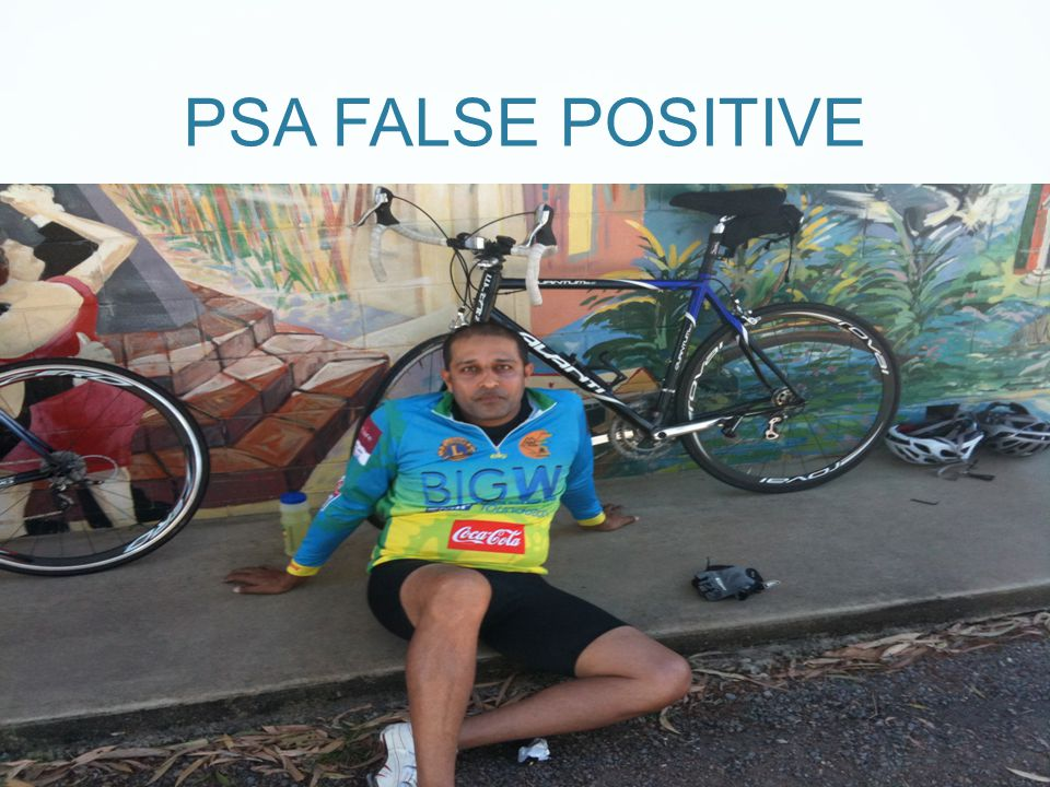 PSA FALSE POSITIVE